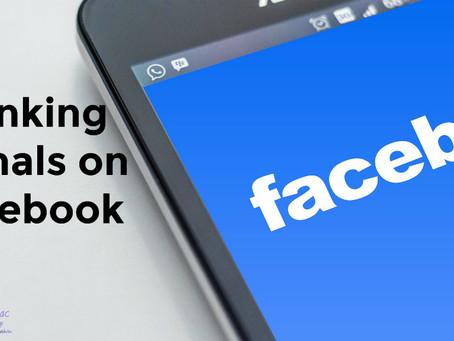Ranking Signals on Facebook