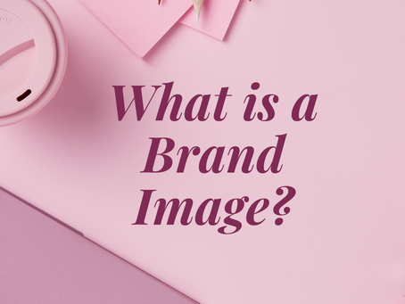 What is a Brand Image?