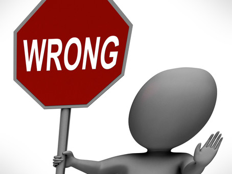 4 Blogging Mistakes to Avoid