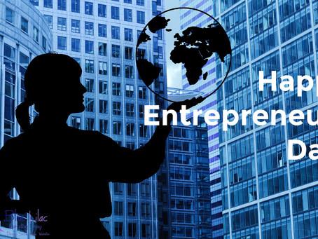 Happy Entrepreneurs Day!