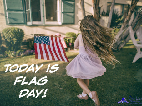 Celebrate our flag today!