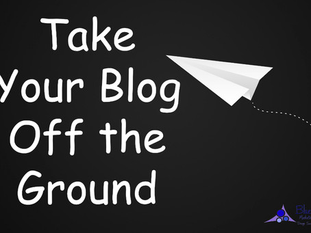 Take Your Blog Off the Ground