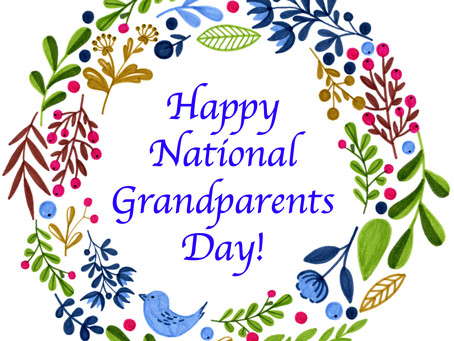 Happy National Grandparents Day!