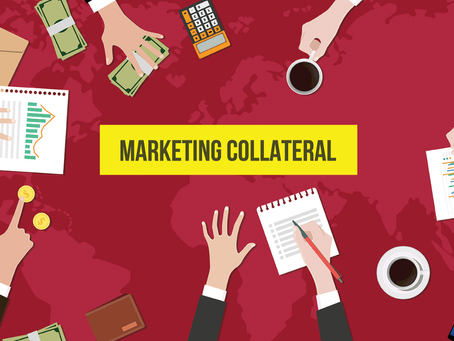 Look Professional With Expert-Designed Marketing Collateral