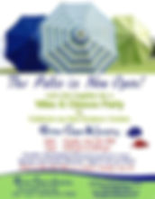 flyer design Blue Lilac Marketing Group