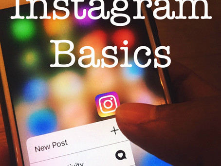Instagram Basics