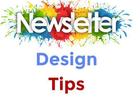 Newsletter Design Tips