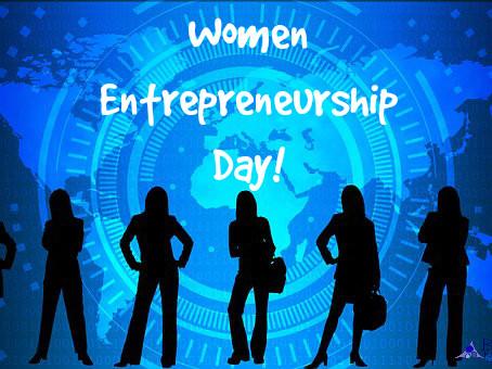 Today is Women Entrepreneurship Day! Celebrate your favorite women entrepreneurs!