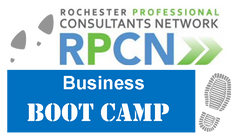 RPCN Business Boot Camp logo
