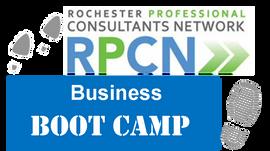 RPCN Business Boot Camp logo