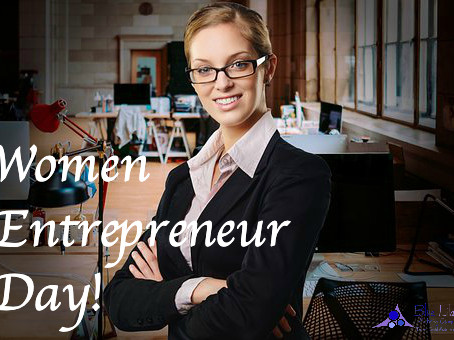 Happy Women Entrepreneur Day!