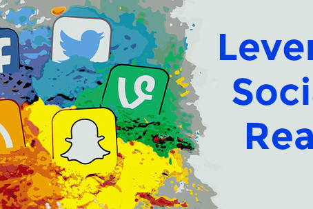 Leverage Your Social Media Real Estate