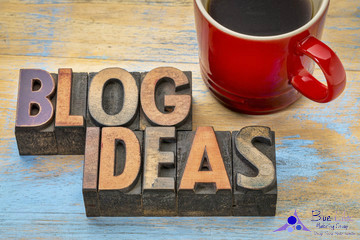 7 Blog Ideas