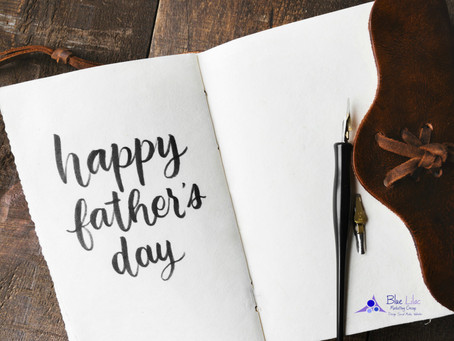 Happy Father's Day! Celebrate your dad today!