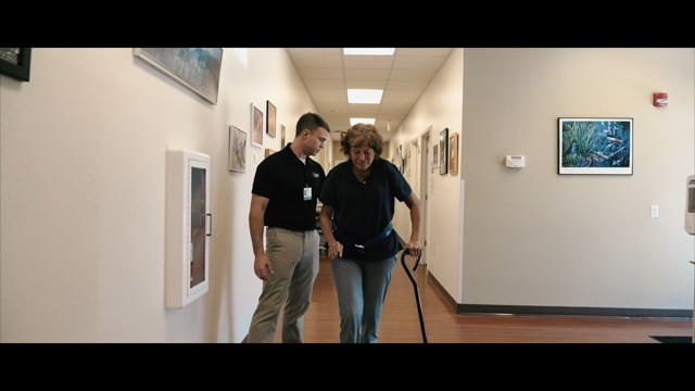 Testimonial: Recovering from a Paralyzing Fall