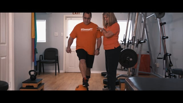 Testimonial: When the PT Becomes the Patient