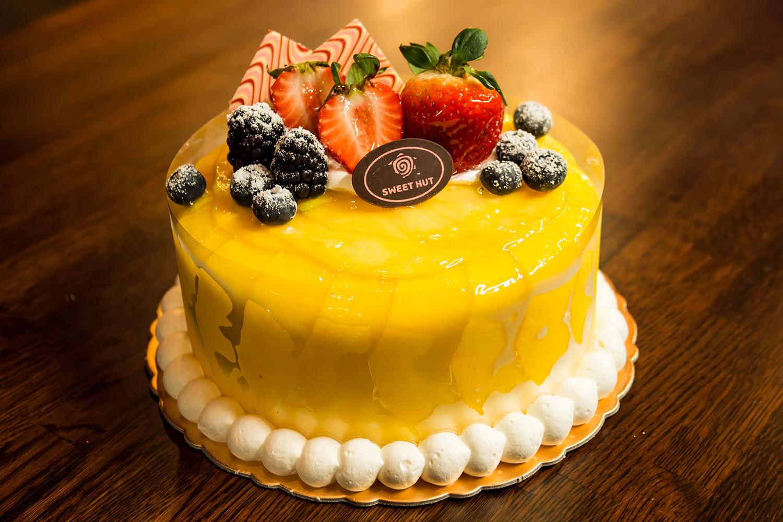 Mango Cake Bakery