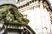 London statuary
