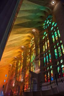 Sagrada Família, afternoon
