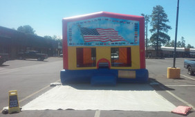 Fourth of July at JC Penny's