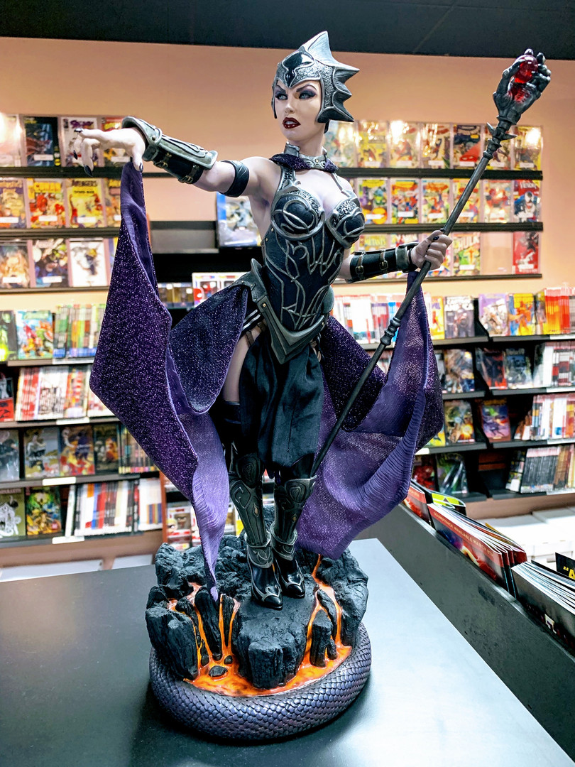 Evil-Lyn from Masters of the Universe