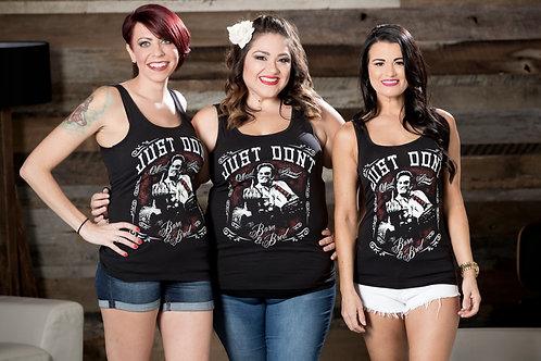 Women's Just Don't® - Johnny Cash Original