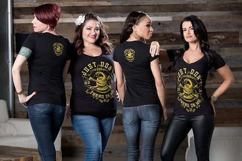 Women's Just Don't® - Tread on Me