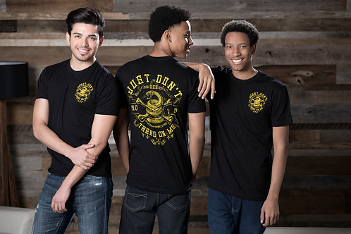 Men's Just Don't® - Tread on Me