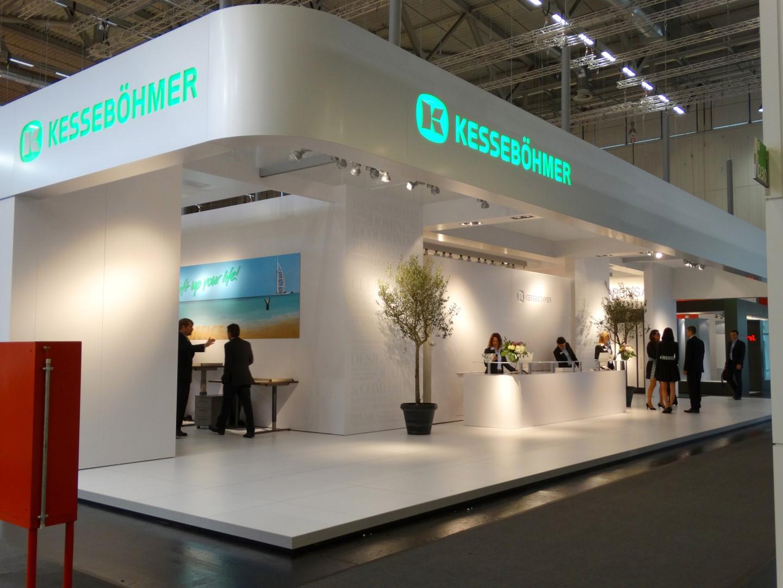 Kesseböhmer Interzum 2013 - Live