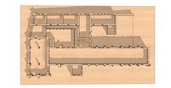 ARCHITEKTURMODELL HOSPITAL LÜBECK