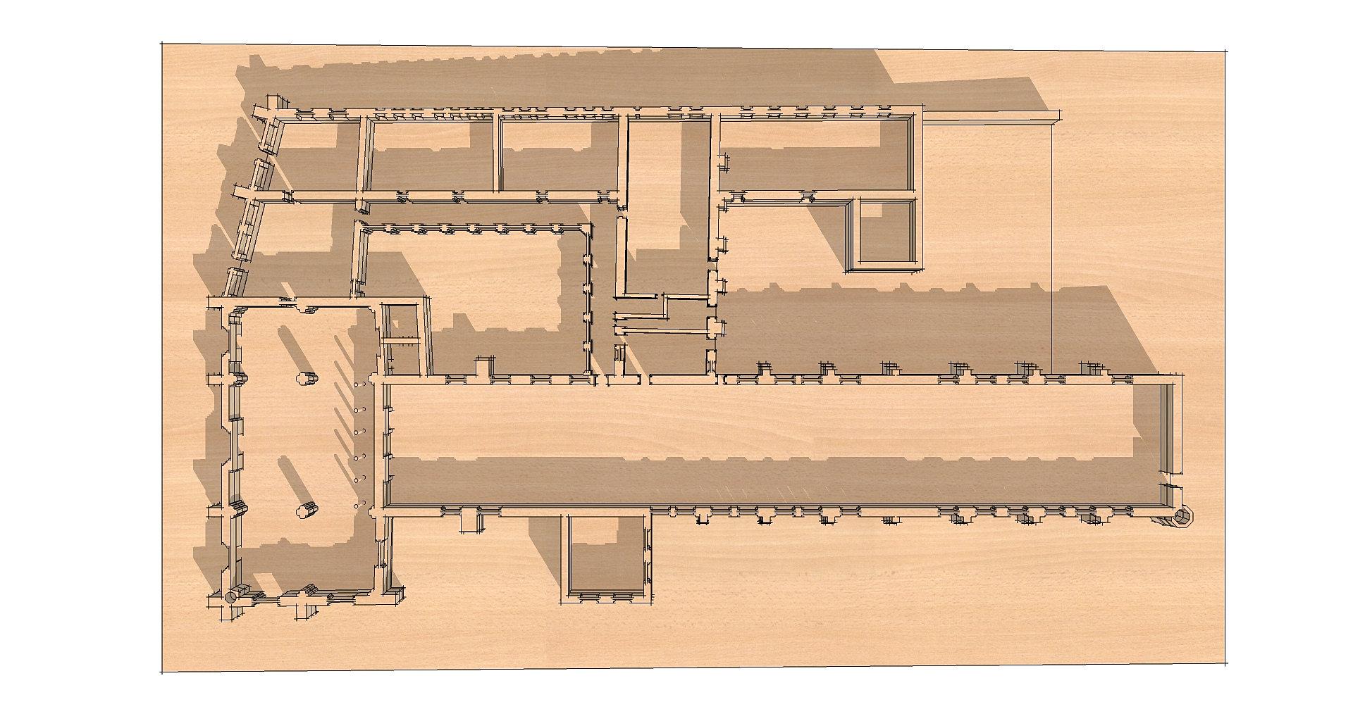 Innenarchitektur innenarchitekt architekturmodell for 1 zu 20 innenarchitektur