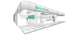 Kesseböhmer Interzum 2013 - Entwurf