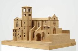 ARCHITEKTURMODELL SAN FRANCESCO