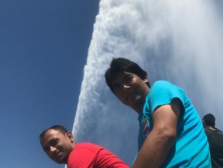 Les Népalais en vadrouille...