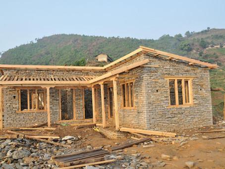 Inauguration du centre médical de Lapu, notre 1er gros projet!