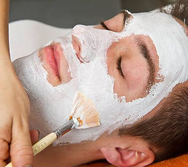 mens waxing