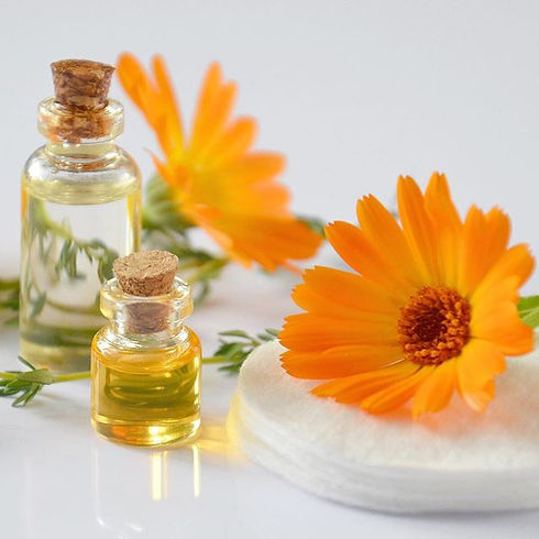 Calendula oil - a carrier oil with heali
