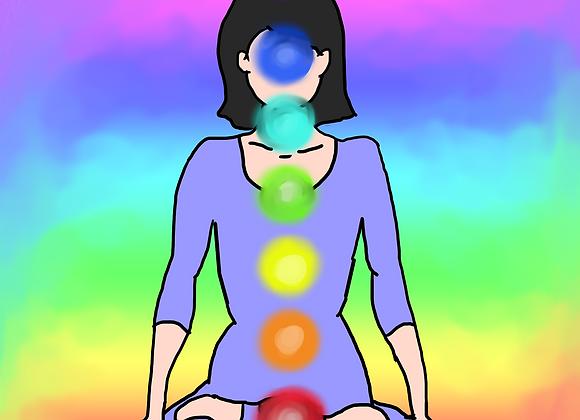Chakra Healing + Chakra Healing Journey