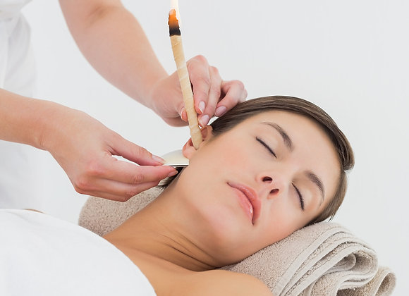Hopi Ear Candling course + kit