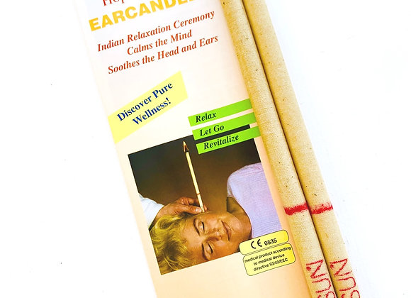 Hopi Ear Candling kit