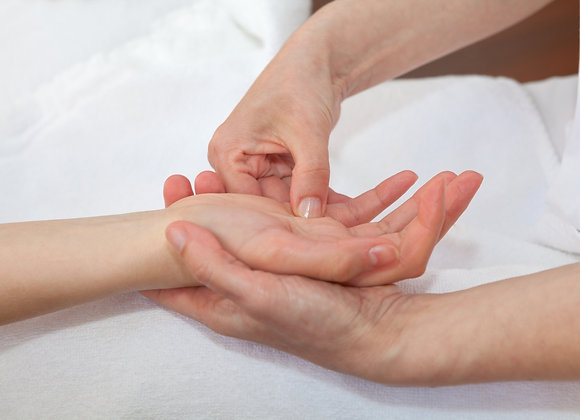 Hand Reflexology 1 day