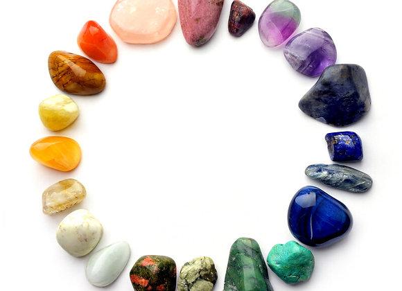 Crystal Healing Diploma without kit
