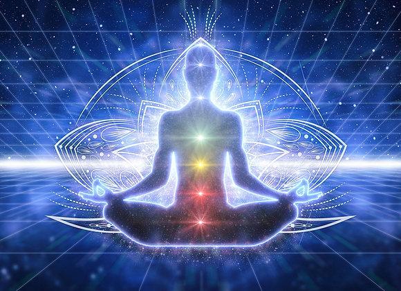 Chakra Healing + kit