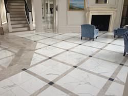 Calacatta Foyer
