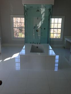 Glassos Bathroom