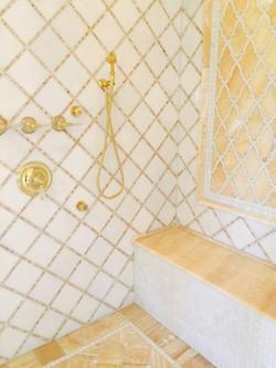Honey Onyx Shower