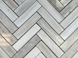 Palissandro Herringbone Mosaic