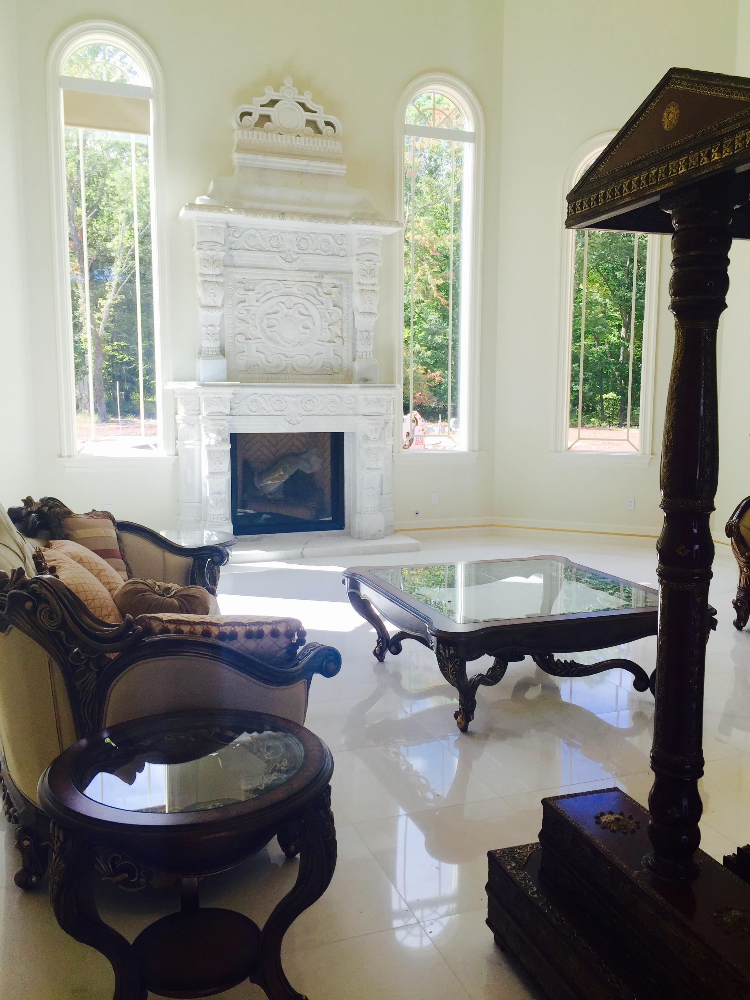 Formal Living Room left side