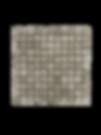 SQUARE TIMBER WHITE MOSAIC