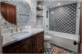 No Window? No Problem! 11 Expert Tips to Make Your Windowless Bathroom Bigger and Brighter